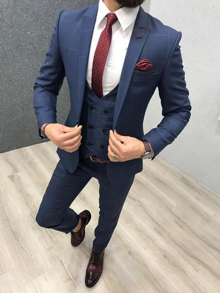 مدلهای جدید کت شلوار مجلسی آقایان – سری دوم
