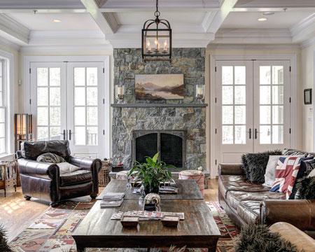 جدیدترین طراحی سنتی خانه,چیدمان سنتی خانه