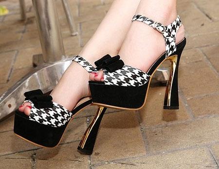 مدل صندل مجلسی, مدل کفش مجلسی