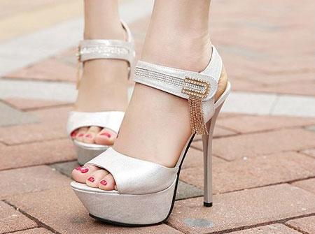 جدیدترین مدل کفش مجلسی پاشنه بلند 2014مدل صندل مجلسی, مدل کفش مجلسی