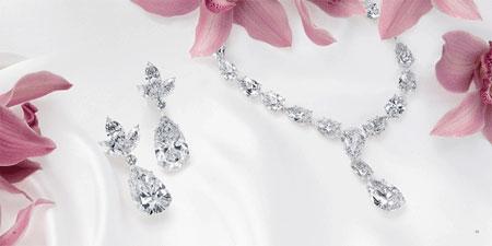 کلکسیون جواهرات و الماس های Leviev