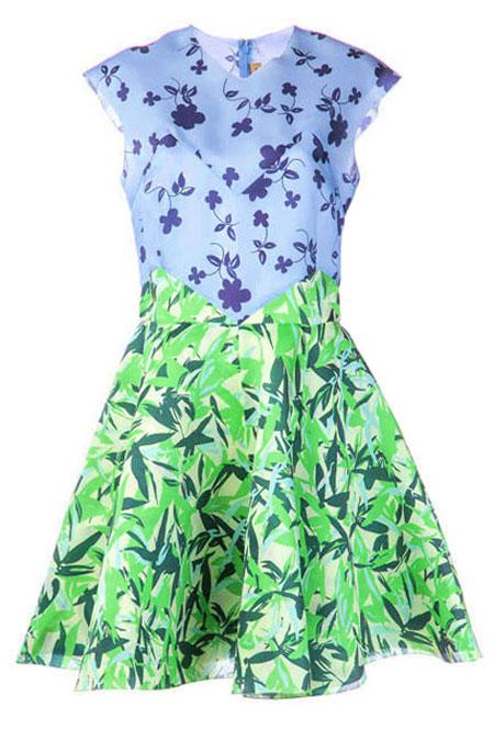 مدل پیراهن بهاری, پیراهن بهاری مجله Elle