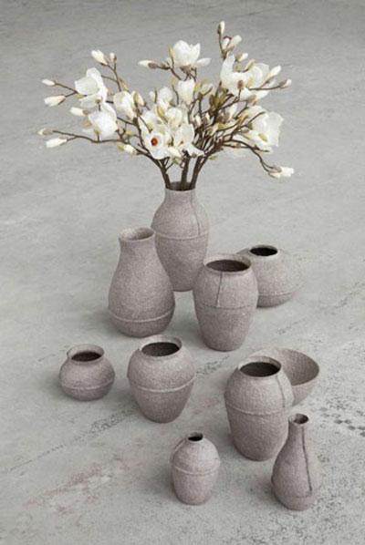 ساده ترین وسایل برای گلدان,وسایل دکوری موسسه Serax