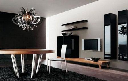 شیک ترین میزهای LCD,مدل میز LCD
