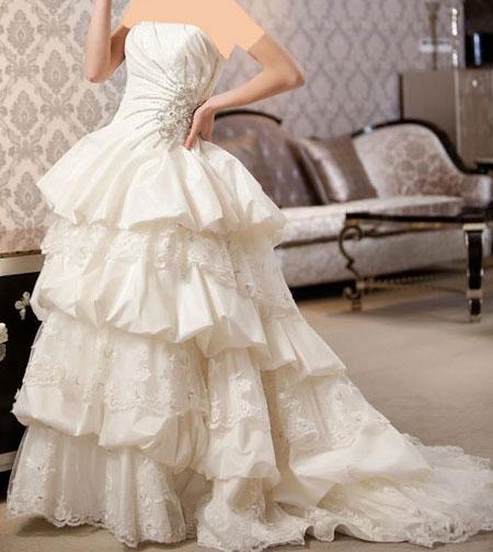 مدل لباس عروس, لباس عروس 2014