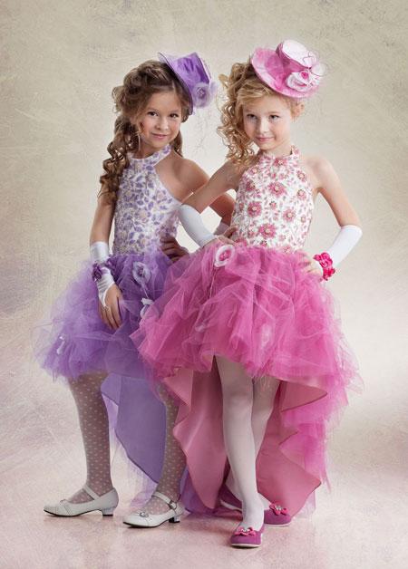 لباس مجلسی بچه گانه,لباس مجلسی دخترانه 2015