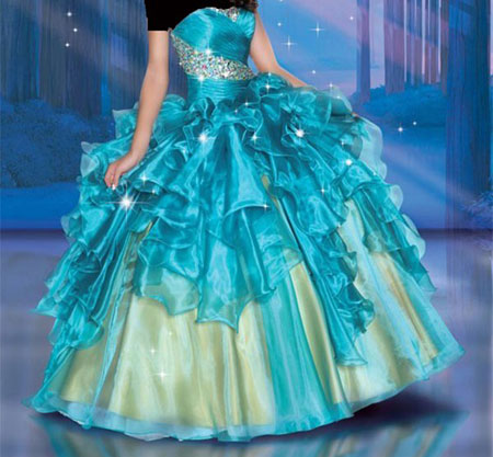 لباس نامزدی پرنسسی ۲۰۱۴