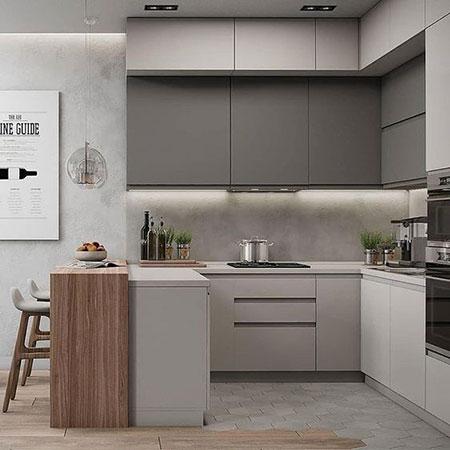 جدیدترین مدل آشپزخانه کوچک,مدل های آشپزخانه کوچک