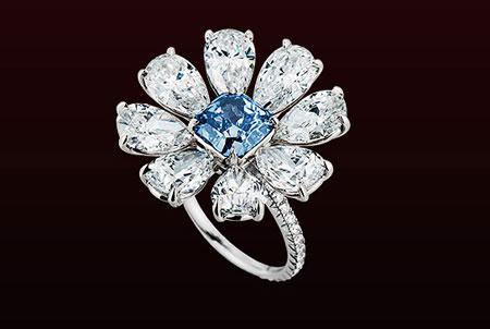 جدیدترین مدل انگشتر و گوشواره جواهرات 2014
