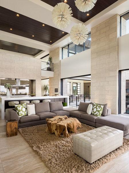 طراحی خانه های مدرن, تصاویر خانه های مدرن