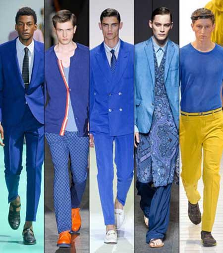 راهنمای خرید لباس آبی,روانشناسی رنگ آبی