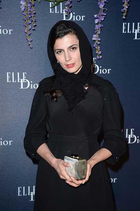 لیلا حاتمی در مهمانی شام Dior و مجلۀ ELSE در جشنواره کن 2014