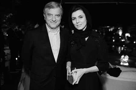 لیلا حاتمی در جشنواره کن 2014 ,عکس های جدید لیلا حاتمی