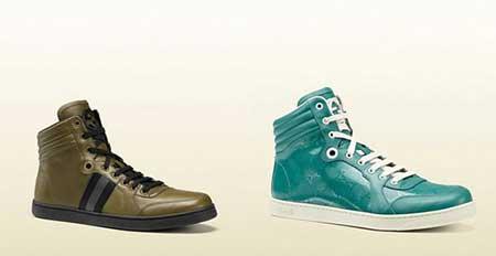 کلکسیون کفشهای مردانه Gucci بهار 2014