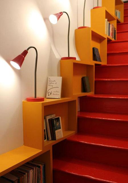 استفاده از رنگ شاد در دکوراسیون, شیوه های خلاقانه برای دکوراسیون