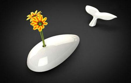 زیباترین گلدانها +ایده ای طراحی گلدان