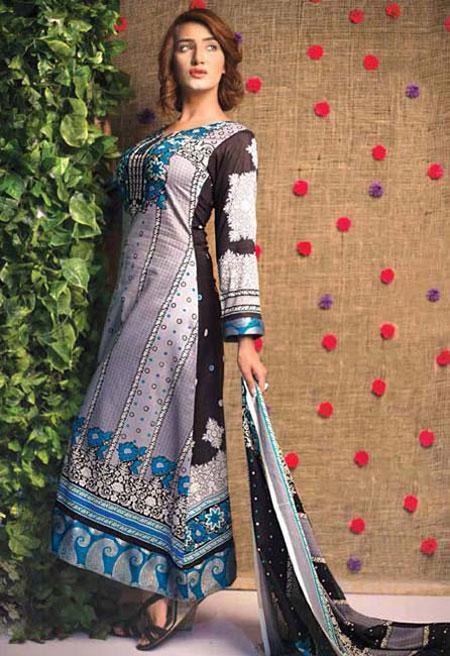 خرید لباس پاکستانی زنانه