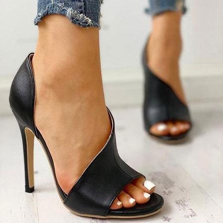کفش های پاشنه بلند مجلسی,شیک ترین کفش های پاشنه بلند