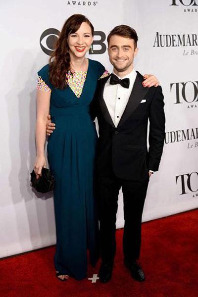 پوشش ستارگان هالیوودی,ستارگان هالیوودی در مراسمTony Awards 2014