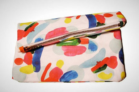 کیف دستی های زنانه به شکل آثار هنری