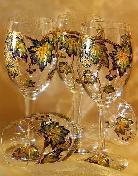 ظروف ویترای شده,آشنایی با هنر ویترای