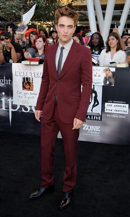 تیپ های Robert Pattinson,تیپ هایRobert Pattinson روی فرش قرمز