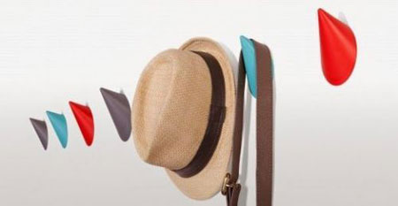 چوب لباسی های خلاقانه, جدیدترین مدل چوب لباسی