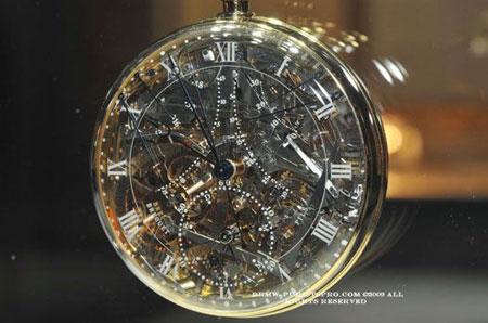 گران قیمت ترین ساعت های جهان, تصاویری از ساعت های گرانقیمت
