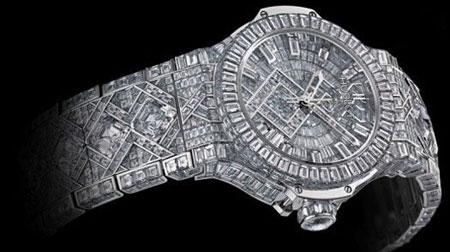 گرانقیمت ترین ساعت های جهان در سال 2014