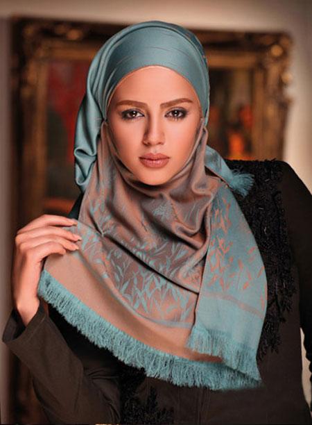 مدل شال و روسری 2014, جدیدترین مدل شال و روسری