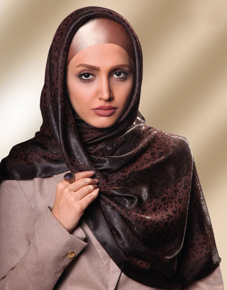مدل هاي روسری و شال جديد ایرانی 94