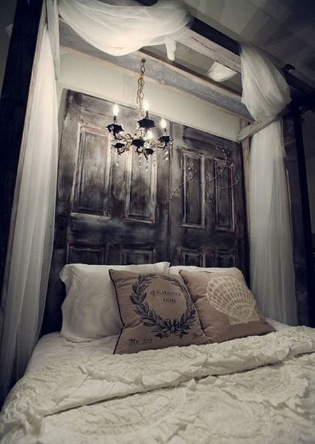دکور بالای تخت,طراحی تاج تخت