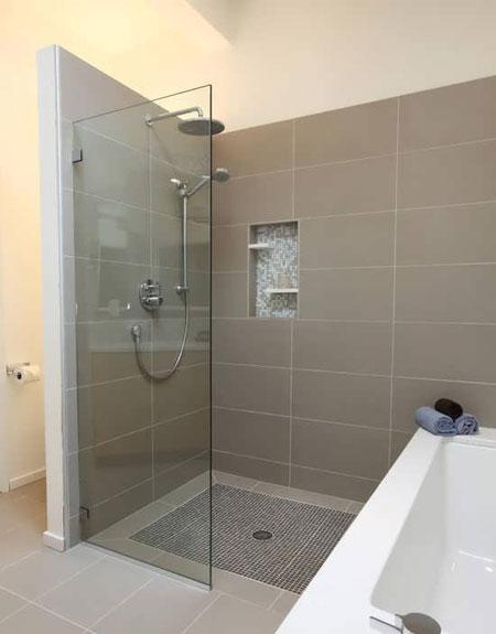 طراحی حمام های مدرن, حمام های مدرن خانه های ایرانی