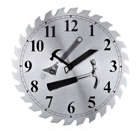 مدل ساعت دیواری صنعتی, ساعت دیواری
