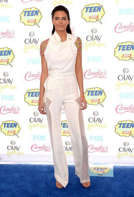 بهترین لباس های هنرمندان هالیوود,هنرمندان هالیوود در مراسمTeen Choice Awards 2014