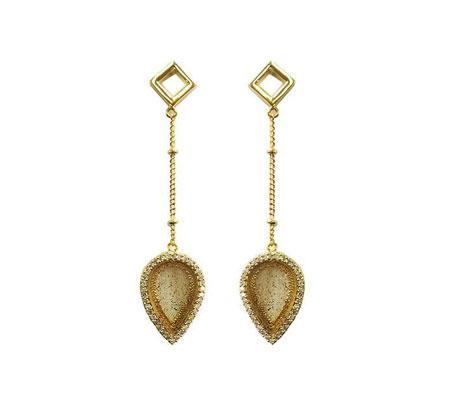 مدل گوشواره های Melanie Auld,مدل گوشواره های جواهر