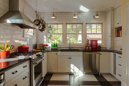 دکوراسیون آشپزخانه, تغییر دادن دکوراسیون آشپزخانه