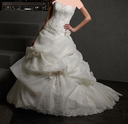 بهترین و شیکترین لباس های عروس 2014