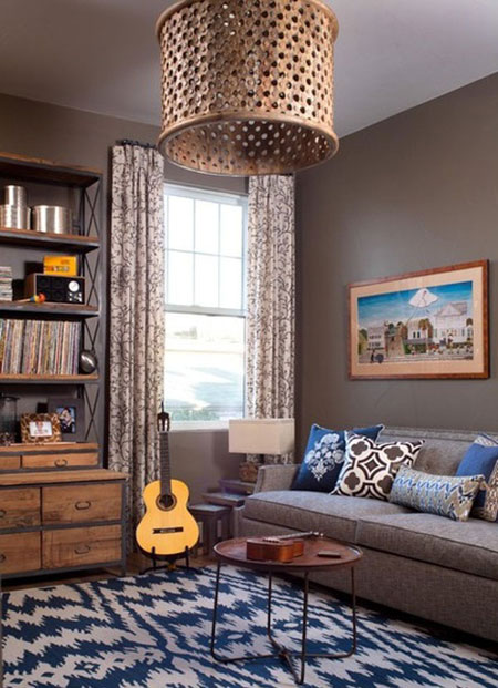 رنگ دکوراسیون خانه,انتخاب رنگ مناسب خانه