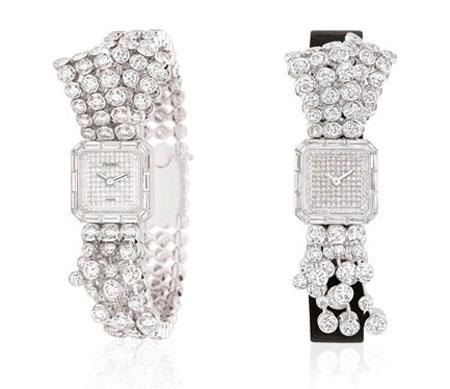 کلکسیون ساعت مچی های Chanel