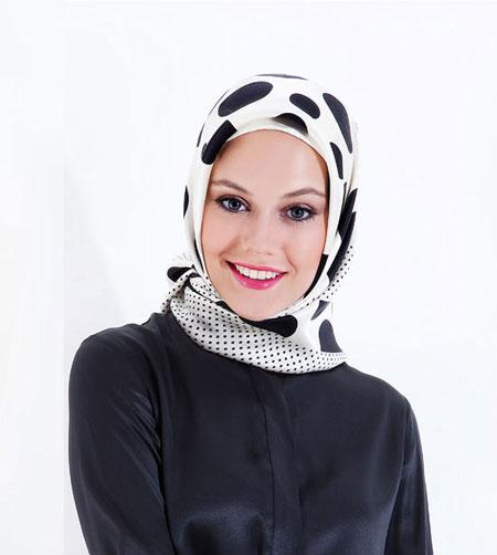 مدل جدید شال و روسری
