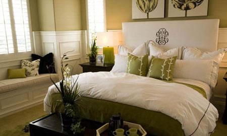 اصول فنگ شویی, فنگ شویی در اتاق خواب