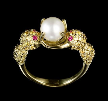 شیک ترین جواهرات Dashi,جدیدترین انگشترهای جواهر