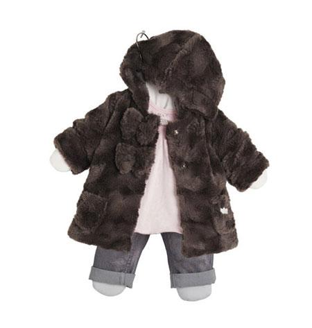 مدل لباس دخترانه خرد سال بچگانه زمستانی 2017