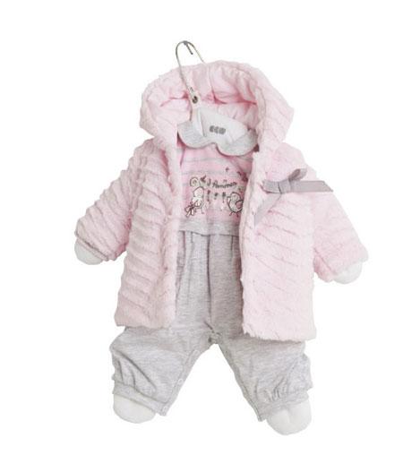 لباس نوزاد زمستانی