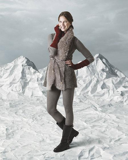 مدل لباس زمستانی زنانه Fedeli
