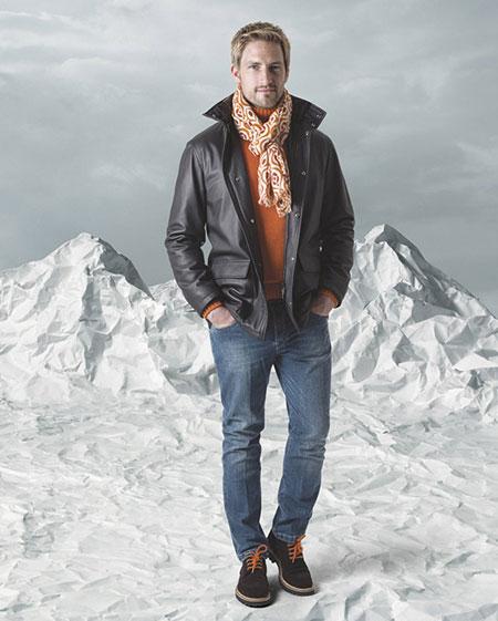 مدل لباس پاییزی و زمستانی مردانه FEDELI