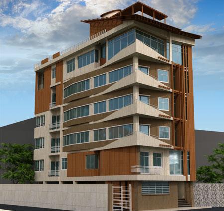 طراحی نمای خانه,دکوراسیون نمای خانه