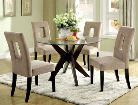 میز و صندلی سلطنتی,میز نهار خوری