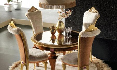 قیمت میز ناهارخوری سلطنتی